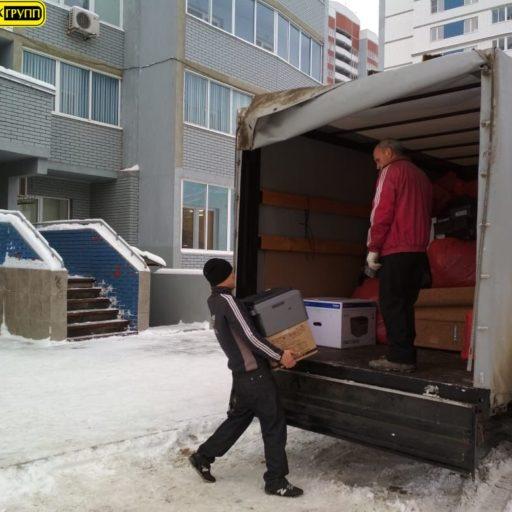 заказать грузчиков в Ижевске