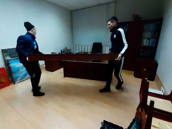 грузчики в Ижевске